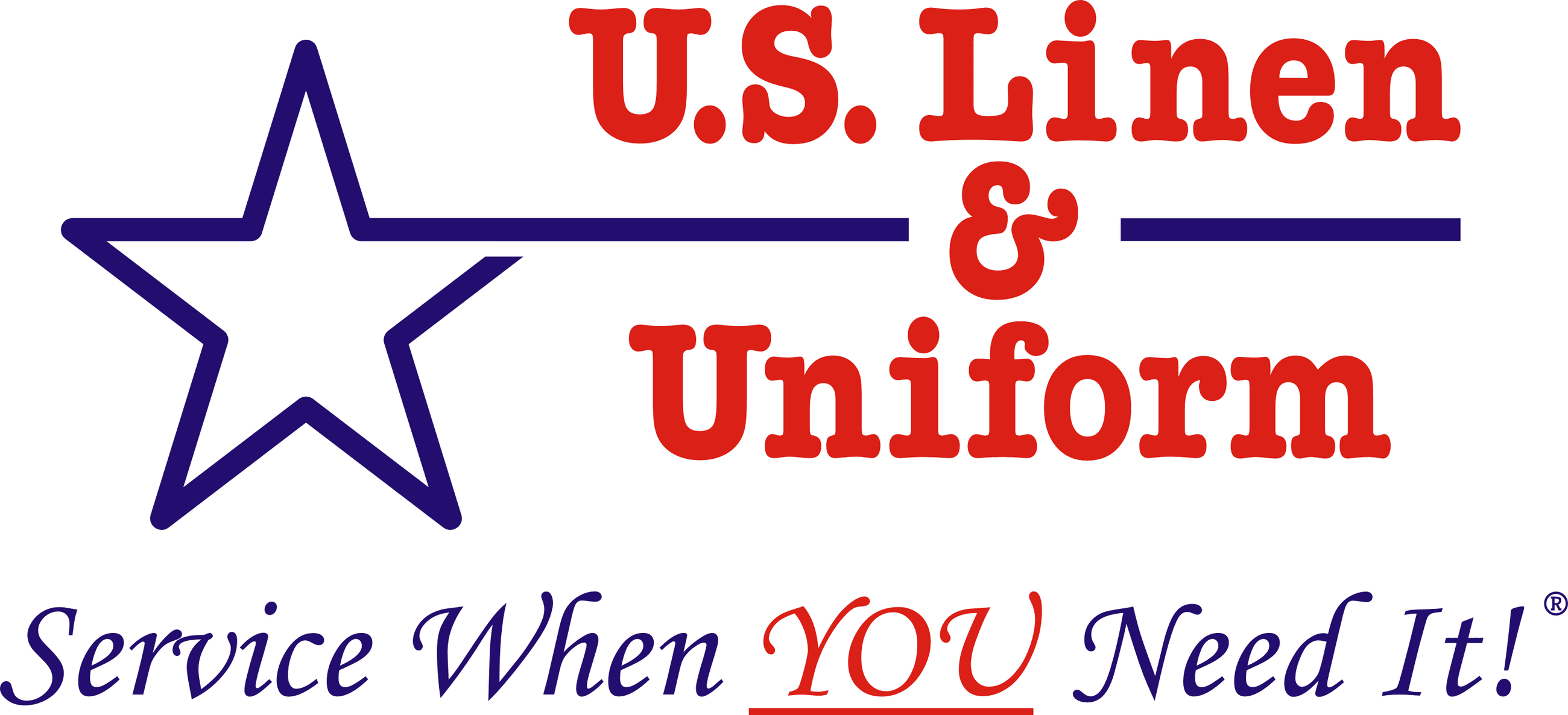 U.S. Lines and Uniform Service when you need it