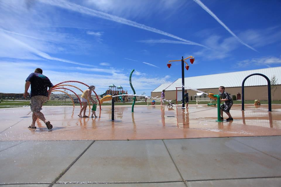 Southridge Splash Park